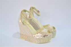 Espadrilles shoes Spring/Summer, Code:  SELLY GRISUCOL2