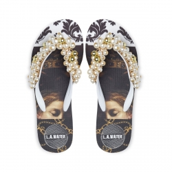 L.a Water shoes Spring/Summer, Code:  02147BBAROQUE