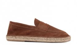 Lagoa shoes Classic Collection, Code:  LOAFERBROWN