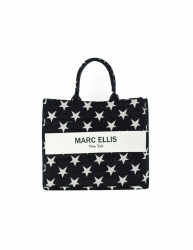 Marc Ellis accessories Classic Collection, Code:  BUBY STARSBLKWHT