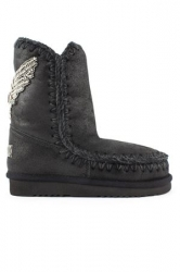 Mou shoes Fall/Winter, Code:  FW101006BCBKG