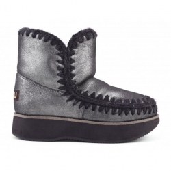 Mou shoes Fall/Winter, Code:  RUNNING ESKIMO 18MGBLK